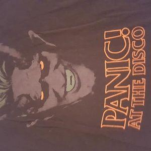 Panic! At The Disco Tour Shirt Devil Emperor's
